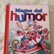 Tebeos: TOMO MAGOS DEL HUMOR VOLUMEN VII DE EDITORIAL BRUGUERA. Lote 186379280