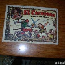 Tebeos: EL CACHORRO Nº 52 EDITA BRUGUERA . Lote 186821265