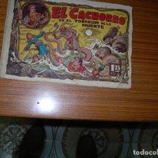 Tebeos: EL CACHORRO Nº 28 EDITA BRUGUERA . Lote 186827427