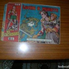Tebeos: EL CACHORRO Nº 126 EDITA BRUGUERA . Lote 186853551