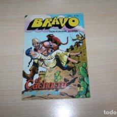 Tebeos: BRAVO Nº 15, (EL CACHORRO Nº 8), EDITORIAL BRUGUERA. Lote 187111127
