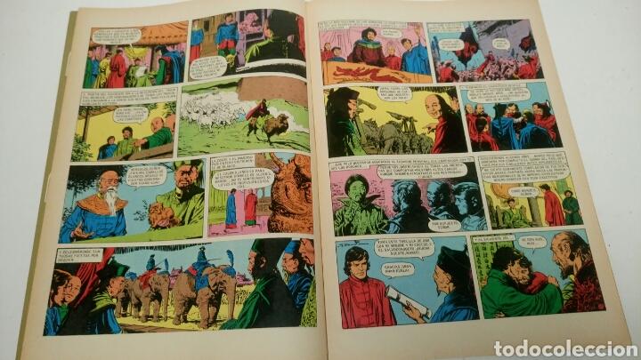 Tebeos: Marco Polo, viajes. Joyas Literarias Juveniles. Segunda etapa. - Foto 3 - 187172020