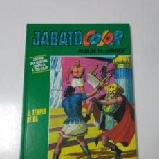 Tebeos: EL JABATO COLOR NÚMERO 16 EDITORIAL PLANETA EDICIÓN 2010. Lote 187201303