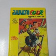 Tebeos: EL JABATO COLOR NÚMERO 17 EDITORIAL PLANETA EDICIÓN 2010. Lote 187201717