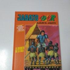 Tebeos: EL JABATO COLOR NÚMERO 18 EDITORIAL PLANETA EDICIÓN 2010. Lote 187202026