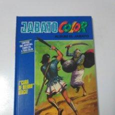 Tebeos: EL JABATO COLOR NÚMERO 19 EDITORIAL PLANETA EDICIÓN 2010. Lote 187203286
