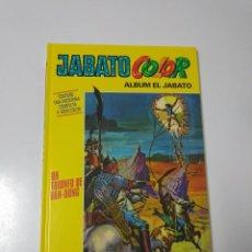 Tebeos: EL JABATO COLOR NÚMERO 21 EDITORIAL PLANETA EDICIÓN 2010. Lote 187204268