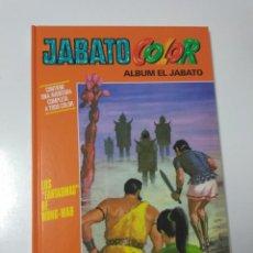 Tebeos: EL JABATO COLOR NÚMERO 22 EDITORIAL PLANETA EDICIÓN 2010. Lote 187204553