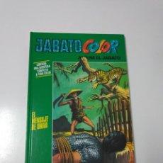 Tebeos: EL JABATO COLOR NÚMERO 24 EDITORIAL PLANETA EDICIÓN 2010. Lote 187205251