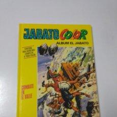 Tebeos: EL JABATO COLOR NÚMERO 25 EDITORIAL PLANETA EDICIÓN 2010. Lote 187205620
