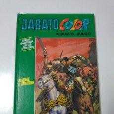 Tebeos: EL JABATO COLOR NÚMERO 32 EDITORIAL PLANETA EDICIÓN 2010. Lote 187208390