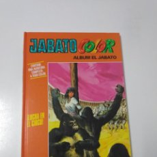 Tebeos: EL JABATO COLOR NÚMERO 34 EDITORIAL PLANETA EDICIÓN 2010. Lote 187208995