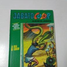 Tebeos: EL JABATO COLOR NÚMERO 36 EDITORIAL PLANETA EDICIÓN 2010. Lote 187209458