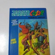 Tebeos: EL JABATO COLOR NÚMERO 39 EDITORIAL PLANETA EDICIÓN 2010. Lote 187210806