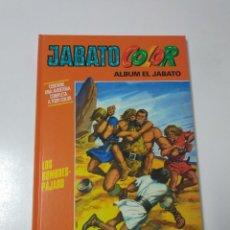 Tebeos: EL JABATO COLOR NÚMERO 42 EDITORIAL PLANETA EDICIÓN 2010. Lote 187212047
