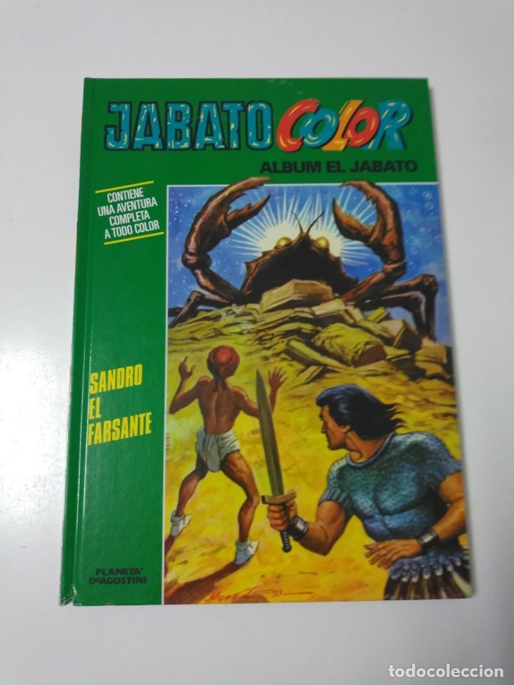 EL JABATO COLOR NÚMERO 44 EDITORIAL PLANETA EDICIÓN 2010 (Tebeos y Comics - Bruguera - Jabato)
