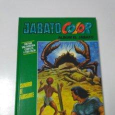 Tebeos: EL JABATO COLOR NÚMERO 44 EDITORIAL PLANETA EDICIÓN 2010. Lote 187212493