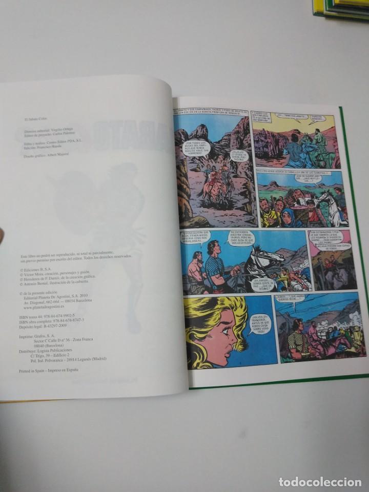 Tebeos: El Jabato Color número 44 Editorial Planeta Edición 2010 - Foto 4 - 187212493