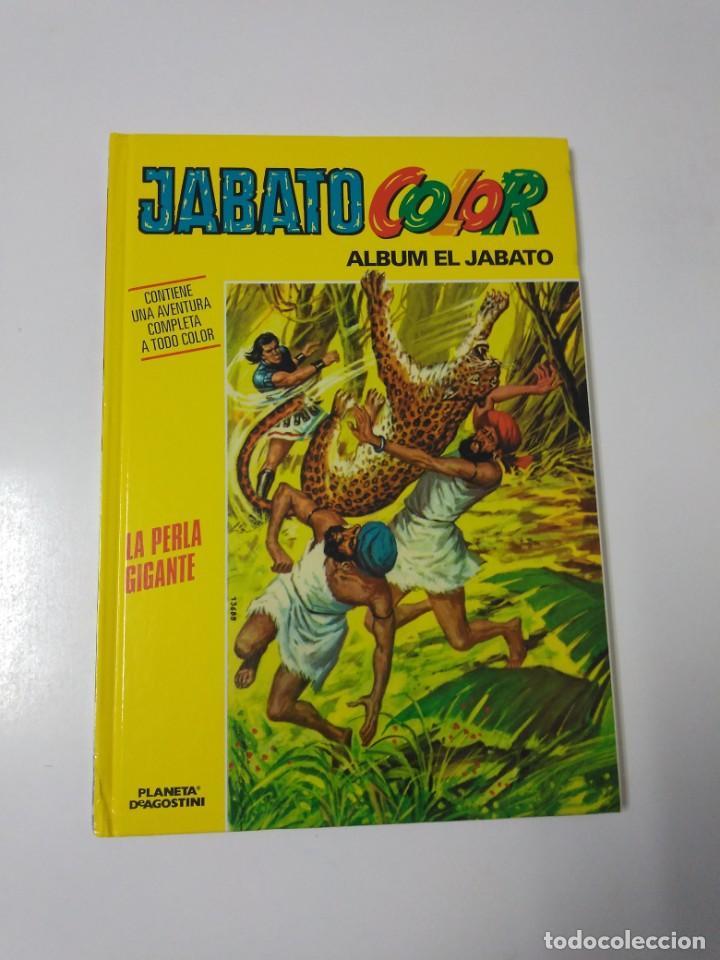 EL JABATO COLOR NÚMERO 45 EDITORIAL PLANETA EDICIÓN 2010 (Tebeos y Comics - Bruguera - Jabato)