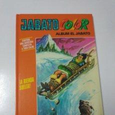 Tebeos: EL JABATO COLOR NÚMERO 46 EDITORIAL PLANETA EDICIÓN 2010. Lote 187213735