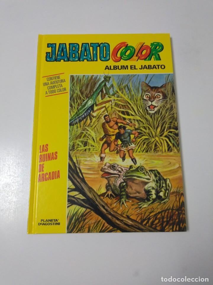 EL JABATO COLOR NÚMERO 49 EDITORIAL PLANETA EDICIÓN 2010 (Tebeos y Comics - Bruguera - Jabato)