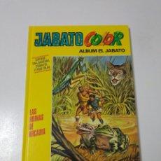 Tebeos: EL JABATO COLOR NÚMERO 49 EDITORIAL PLANETA EDICIÓN 2010. Lote 187214498