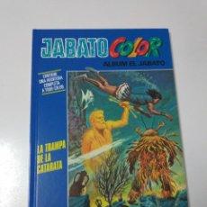 Tebeos: EL JABATO COLOR NÚMERO 51EDITORIAL PLANETA EDICIÓN 2010. Lote 187214702