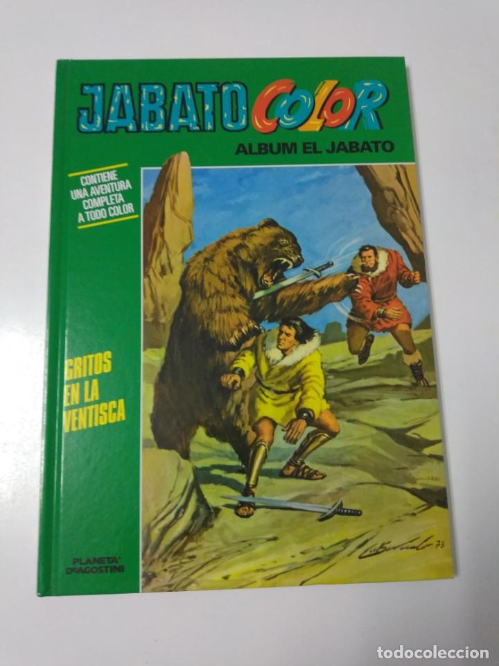 EL JABATO COLOR NÚMERO 52 EDITORIAL PLANETA EDICIÓN 2010 (Tebeos y Comics - Bruguera - Jabato)