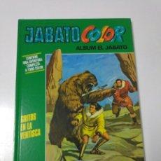 Tebeos: EL JABATO COLOR NÚMERO 52 EDITORIAL PLANETA EDICIÓN 2010. Lote 187214920