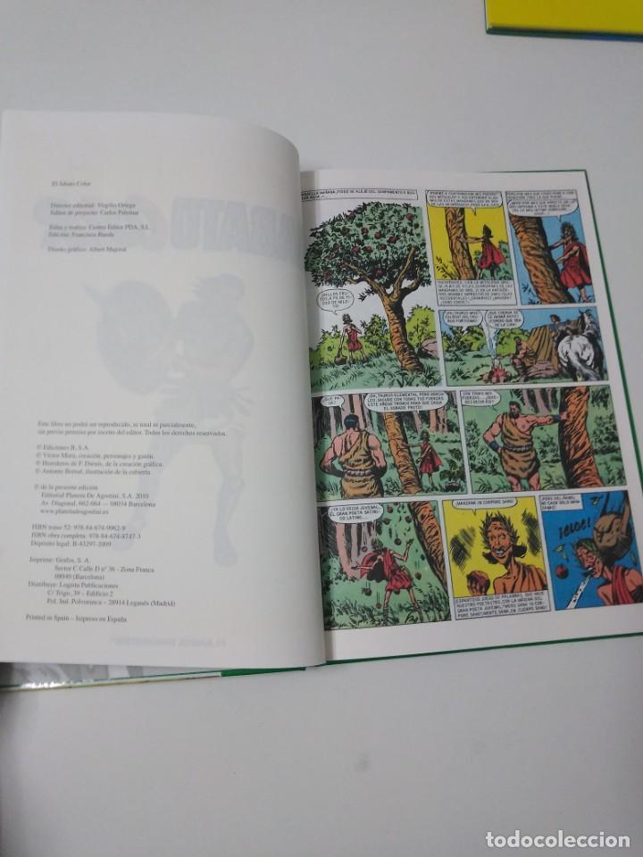 Tebeos: El Jabato Color número 52 Editorial Planeta Edición 2010 - Foto 4 - 187214920