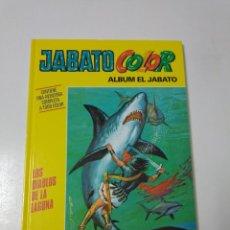 Tebeos: EL JABATO COLOR NÚMERO 53 EDITORIAL PLANETA EDICIÓN 2010. Lote 187215088
