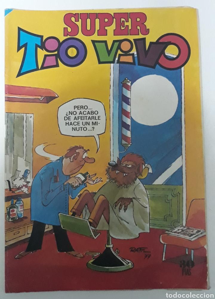 COMIC SÚPER TÍO VIVO 1977 (Tebeos y Comics - Bruguera - Tio Vivo)