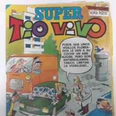 Tebeos: COMIC SÚPER TÍO VIVO 1977. Lote 187216482