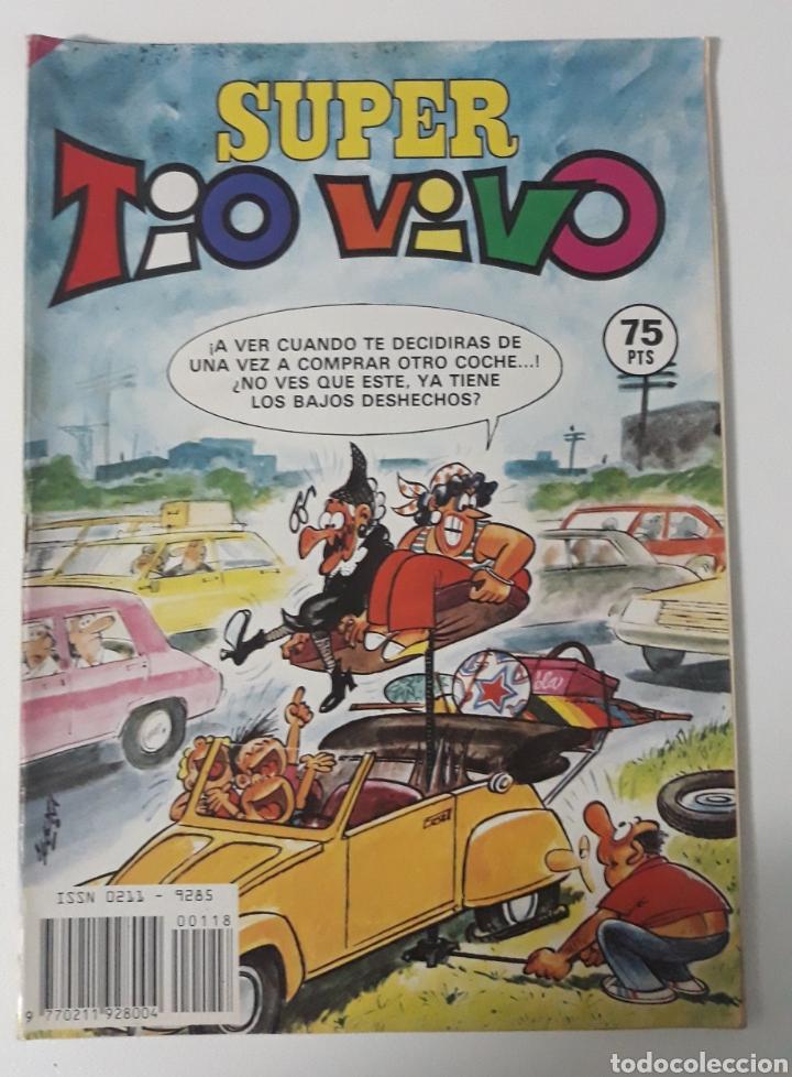 COMIC SÚPER TÍO VIVO 1982 (Tebeos y Comics - Bruguera - Tio Vivo)