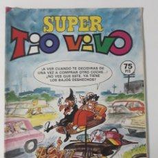 Tebeos: COMIC SÚPER TÍO VIVO 1982. Lote 187218251
