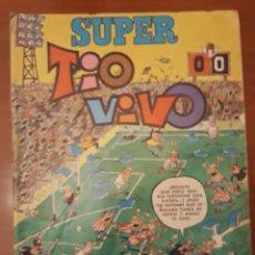 Tebeos: COMIC SÚPER TÍO VIVO EXTRA 1976. Lote 187219212