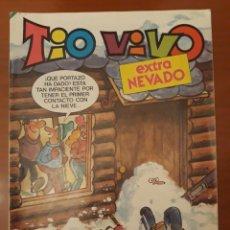 Tebeos: COMIC TIO VIVO EXTRA NEVADO. Lote 187220168