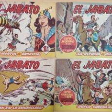 Tebeos: EL JABATO, EDT. BRUGUERA, BARCELONA 1958. Lote 187321155