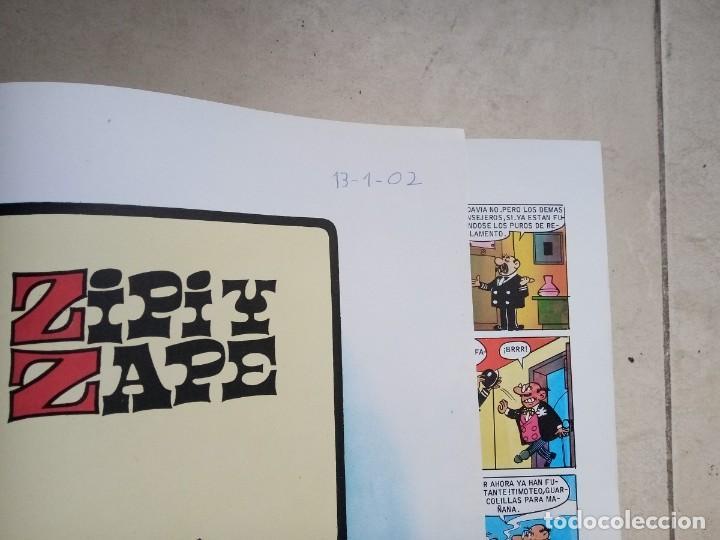 Tebeos: Super Humor Zipi y Zape 4. Ediciones B - Foto 19 - 187321716