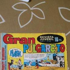 Tebeos: GRAN PULGARCITO Nº 38 BRUGUERA . Lote 187428015