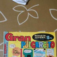 Tebeos: GRAN PULGARCITO Nº 69 BRUGUERA . Lote 187428195