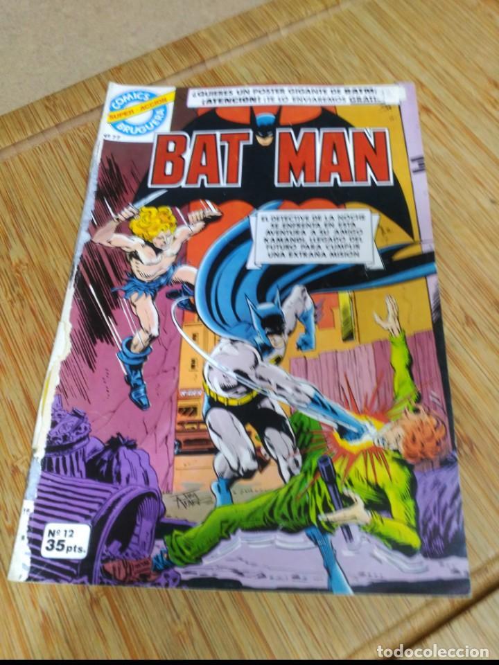 BATMAN Nº 12 BRUGUERA (Tebeos y Comics - Bruguera - Otros)