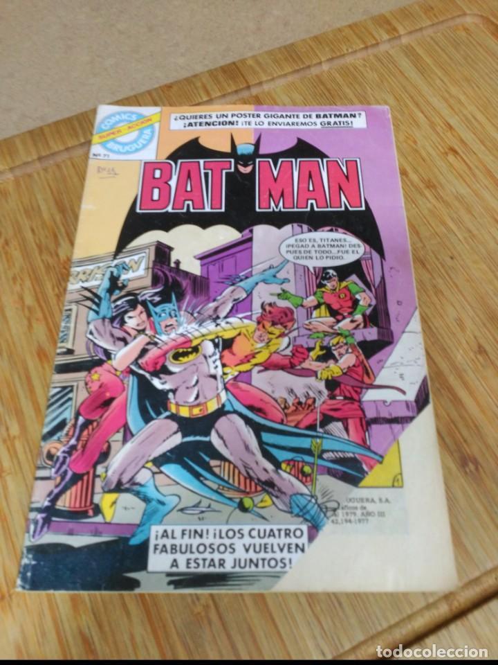 BATMAN Nº 10 BRUGUERA (Tebeos y Comics - Bruguera - Otros)