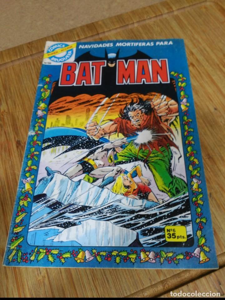 BATMAN Nº 6 BRUGUERA (Tebeos y Comics - Bruguera - Otros)