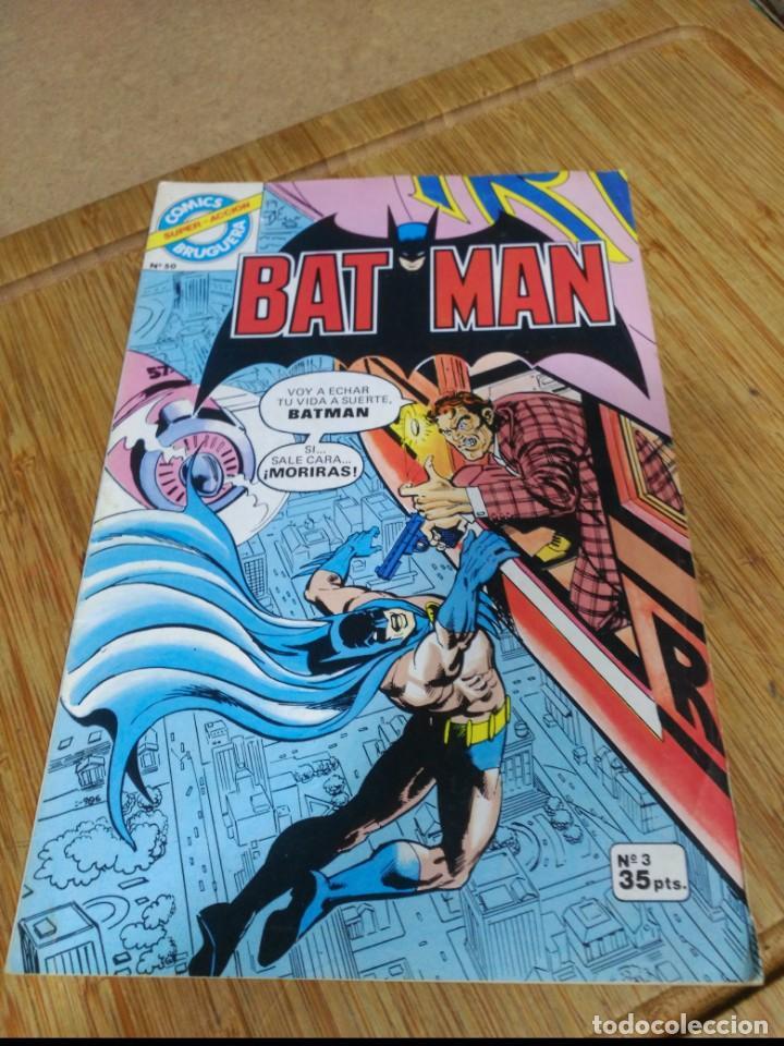 BATMAN Nº 3 BRUGUERA (Tebeos y Comics - Bruguera - Otros)