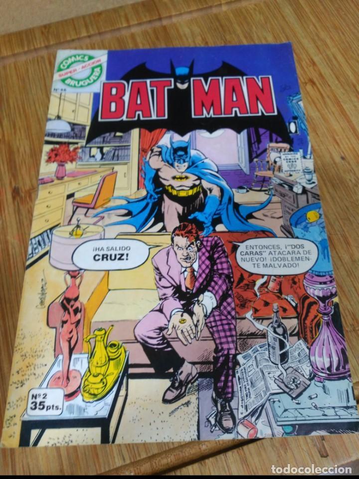 BATMAN Nº 2 BRUGUERA (Tebeos y Comics - Bruguera - Otros)