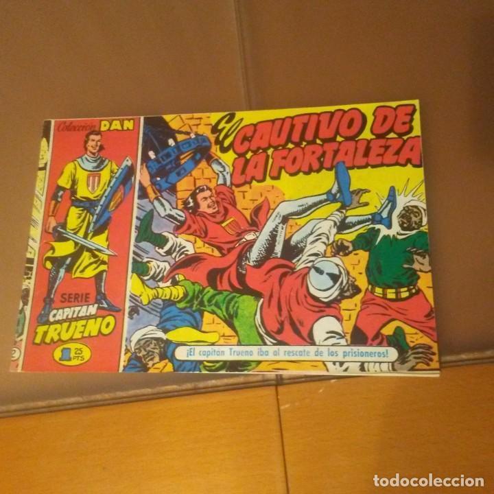 CAPITAN TRUENO. EL CAUTIVO DE LA FORTALEZA (Tebeos y Comics - Bruguera - Capitán Trueno)