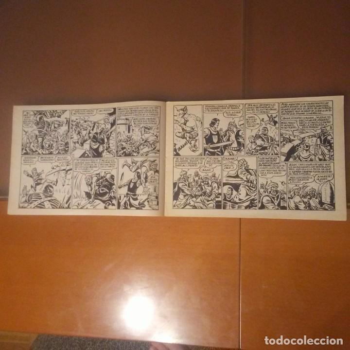 Tebeos: CAPITAN TRUENO. EL CAUTIVO DE LA FORTALEZA - Foto 3 - 187451668