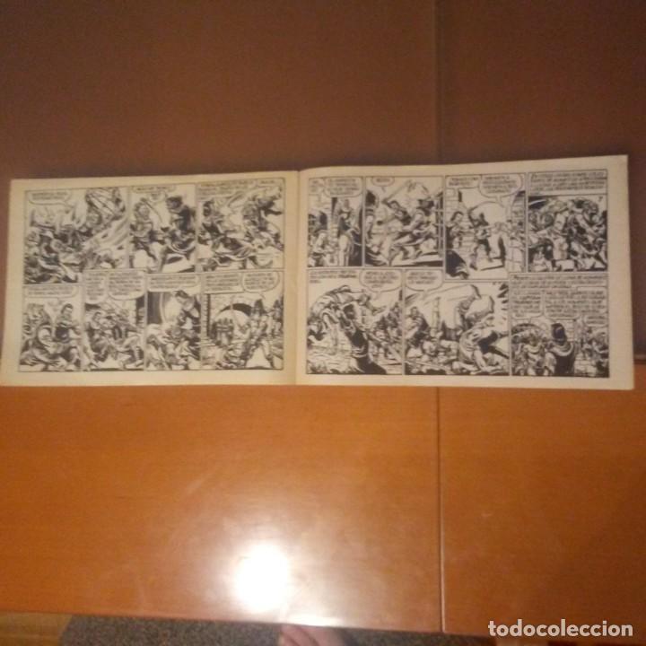 Tebeos: CAPITAN TRUENO. EL CAUTIVO DE LA FORTALEZA - Foto 5 - 187451668