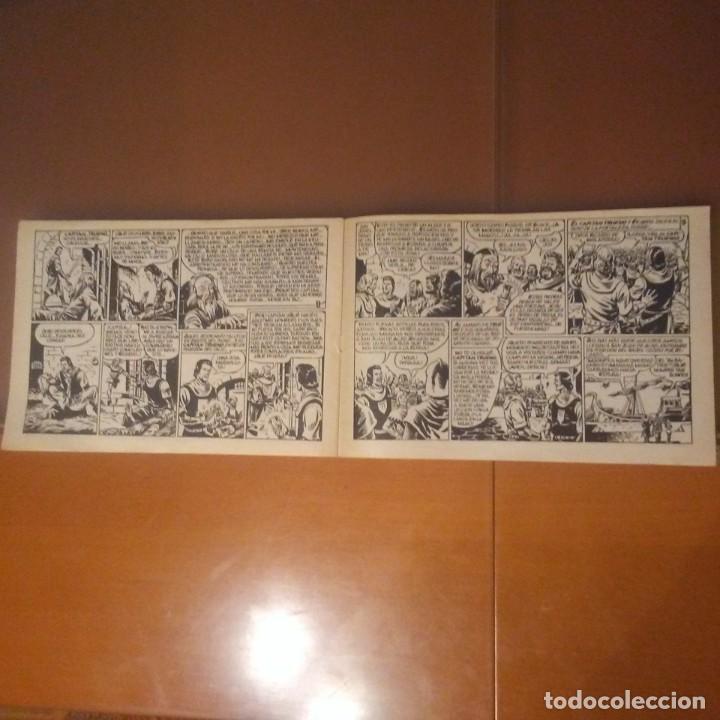 Tebeos: CAPITAN TRUENO. EL CAUTIVO DE LA FORTALEZA - Foto 6 - 187451668